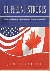 Cover of the Summerhurst Books publication of Different Strokes